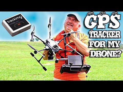 GPS Drone Tracker by Trackimo