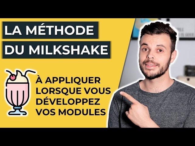 La méthode du milkshake ou comment bien intégrer du contenu multimédia  dans Articulate Storyline.