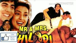 Akela hai Mr. Khiladi Cover By Usha & Anuj Saraswat