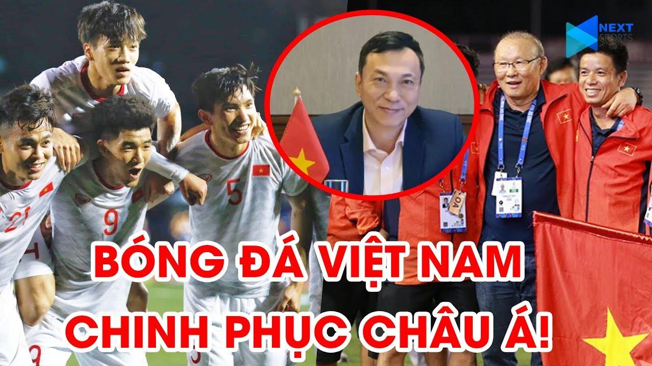 PCT Trần Quốc Tuấn tiết lộ những kế hoạch đặc biệt của bóng đá Việt Nam năm 2020 | NEXT SPORTS