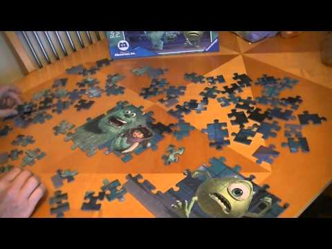 ASMR Jigsaw Puzzle with Whispering