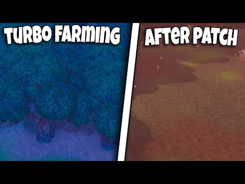 how to speed farm fortnite