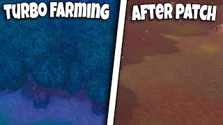 COMMENT FAIRE POUR TURBO FARM SUR N'IMPORTE QUELLE PLATE-FORME APRÈS PATCH (FR) SPEED FARMING FORTNITE GLITCH (EN)