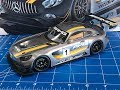 Building the Tamiya 1/24 Mercedes AMG GT3 Step by step