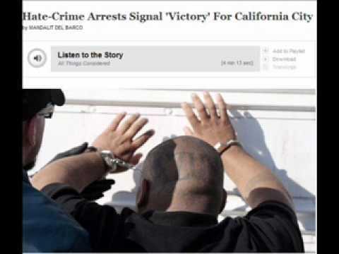 Racist Latino gang targeting Black people