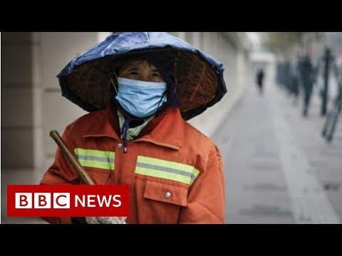 China Coronavirus: Beijing Cancelled Chinese New Year Celebrations Bbc News