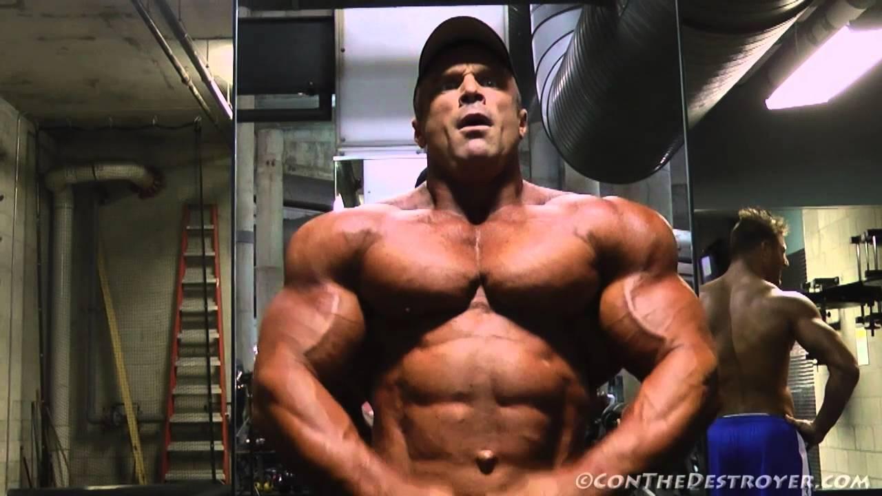 Con demetriou bodybuilder
