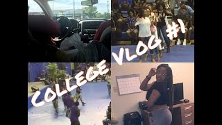 College Vlog #1 Move in Day, Parties Getting Shutdown, Greek Show