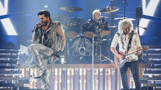 Queen + Adam Lambert - Tour Life Time Lapse