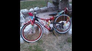 Türkiye Modifiyeli Bisikletler TMB #Slayt 4