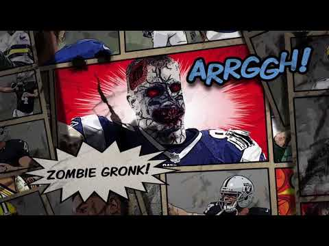 How the NFL is like the zombie apocalypse in 'The Walking Dead'   ESPN