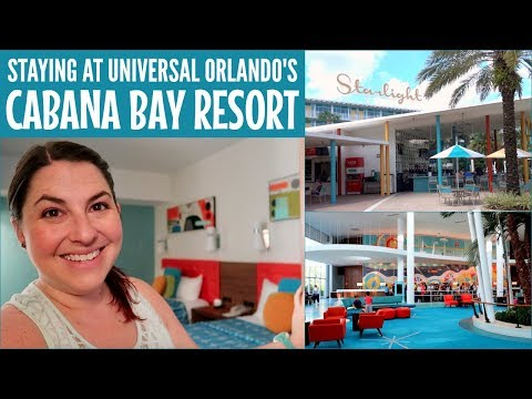Universal's Cabana Bay Resort/Room Tour and Ending My Orlando Vacation! | SEPTEMBER 2017 SOLO TRIP