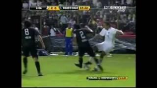 Hernán Barcos Golaço - Palmeiras - Gol de Camisa 9 Habilidoso