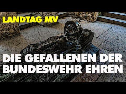 Die Gefallenen der Bundeswehr ehren