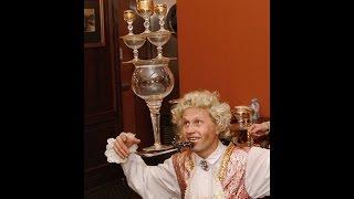 Lord and Lady Vlado - баланс хрусталя, заказать шоу на свадьбу, кристал баланс, владо, Киев