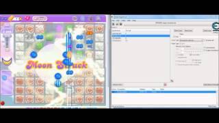 Candy Crush Saga Dreamworld Level 276 with Cheat Engine