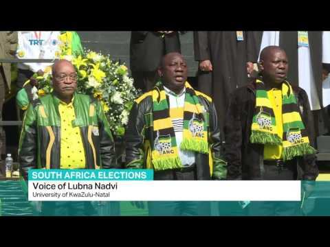 Interview with Lubna Nadvi from University of KwaZulu-Natal on South Africa elections
