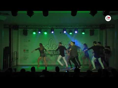 11th Cyprus Salsa Congress - Sinners Dance Co