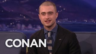 "Daniel Radcliffe Can't Wait For ""The Force Awakens""  - CONAN on TBS"