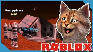SPENDING ALL MY ROBUX IN ROBLOX MARS MINING SIMULATOR