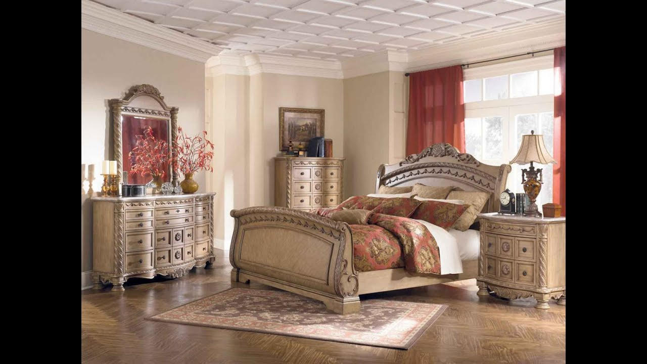 Ashley furniture bedroom sets images youtube - Ashley furniture bedroom packages ...