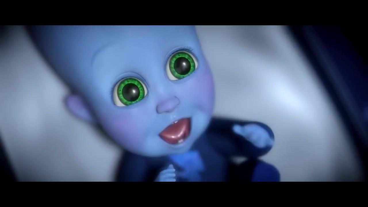 MEGAMIND BORN! - YouTube