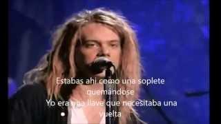 "SOUL ASYLUM ""Runaway train"" (LIVE, 93) SUBTITULADO AL ESPAÑOL"