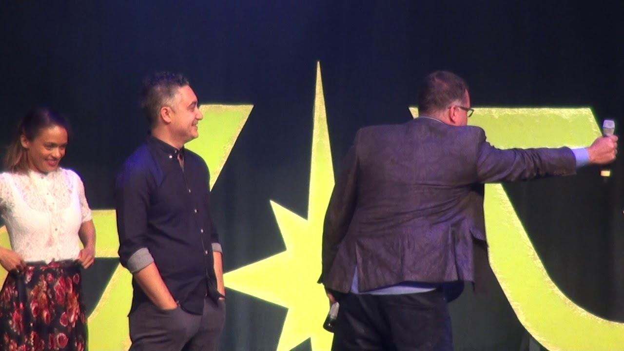 Download FedCon 2018 Opening Ceremony PART 1 - BSG Reunion - BATTLESTAR GALACTICA - Star Trek