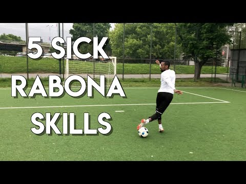 LEARN 5 DEADLY WAYS TO DO THE RABONA - SCORE A RABONA