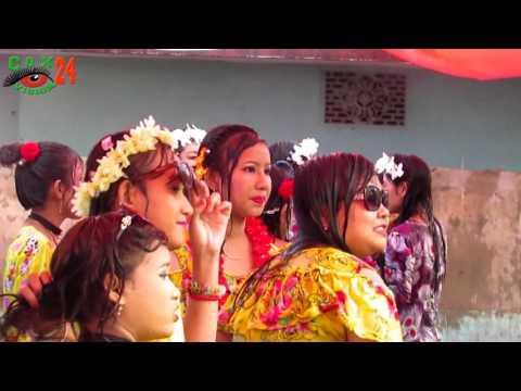 Rakhine water festival | Thingyan festival Of Cox's Bazar |  | পানি উৎসব ।