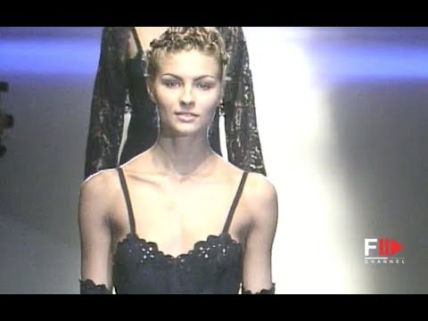 NAZARENO GABRIELLI Fall 1994/1995 Paris - Fashion Channel