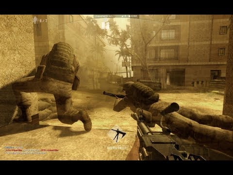 Insurgency one of the toughest maps Insurgency has Badel what a slug fest!!