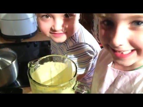 Чесночный соус для шаурмы