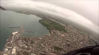 La baie de Douarnenez vue du ciel par Delphine Jory, Ladyblogue - #macornouaille