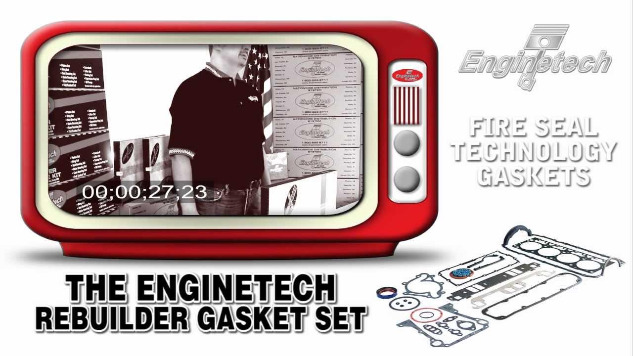 Fire Seal Technology Gaskets - Enginetech