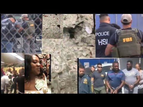 $46M. NOTORIOUS SUPPER FRAUDSTERS FBI, ICE, HSI TAKES DOWN NIGERIAN SCAM CRIMINALS IN CALIFORNIA from YouTube · Duration:  8 minutes 31 seconds