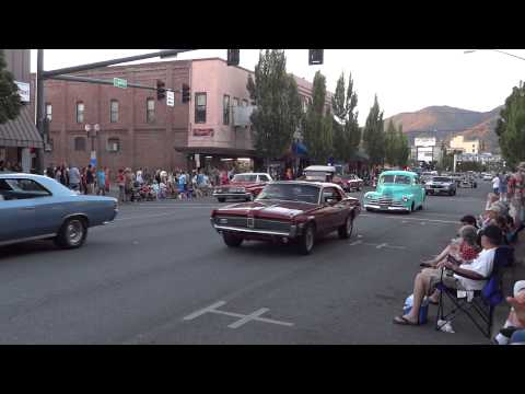 Back to the Fifties 2014 - Grants Pass, Oregon - Video 2