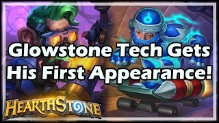 Glowstone Tech Gets His First Appearance! - Boomsday / Hearthstone