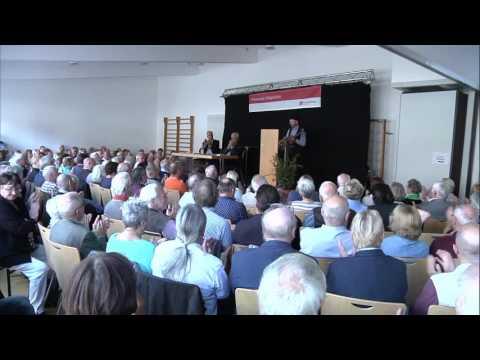 26. Pleisweiler Gespräch  mit Dr. Johannes Posth, Berlin