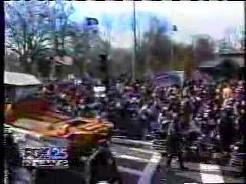 Patriots Parade 2001