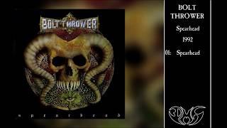 BOLT THROWER Spearhead (Full EP) 4K/UHD