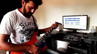Gambar cover Ruk ja o dil deewane Guitar cover