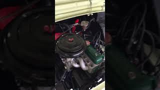 Probleme moteur resolu renault dauphine 4cv carburateur 28 IBT