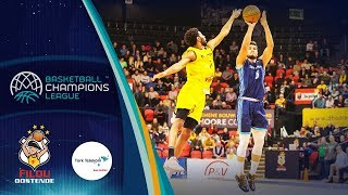 Filou Oostende v Türk Telekom - Highlights - Basketball Champions League 2019-20