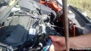 Форд куга замена масла, топливного, масляного и воздушного фильтров