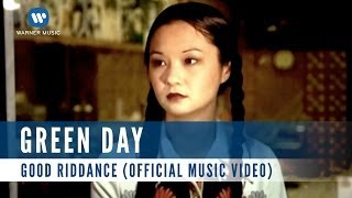 Green Day - Good Riddance (Time Of Your Life) (Official Music Video)