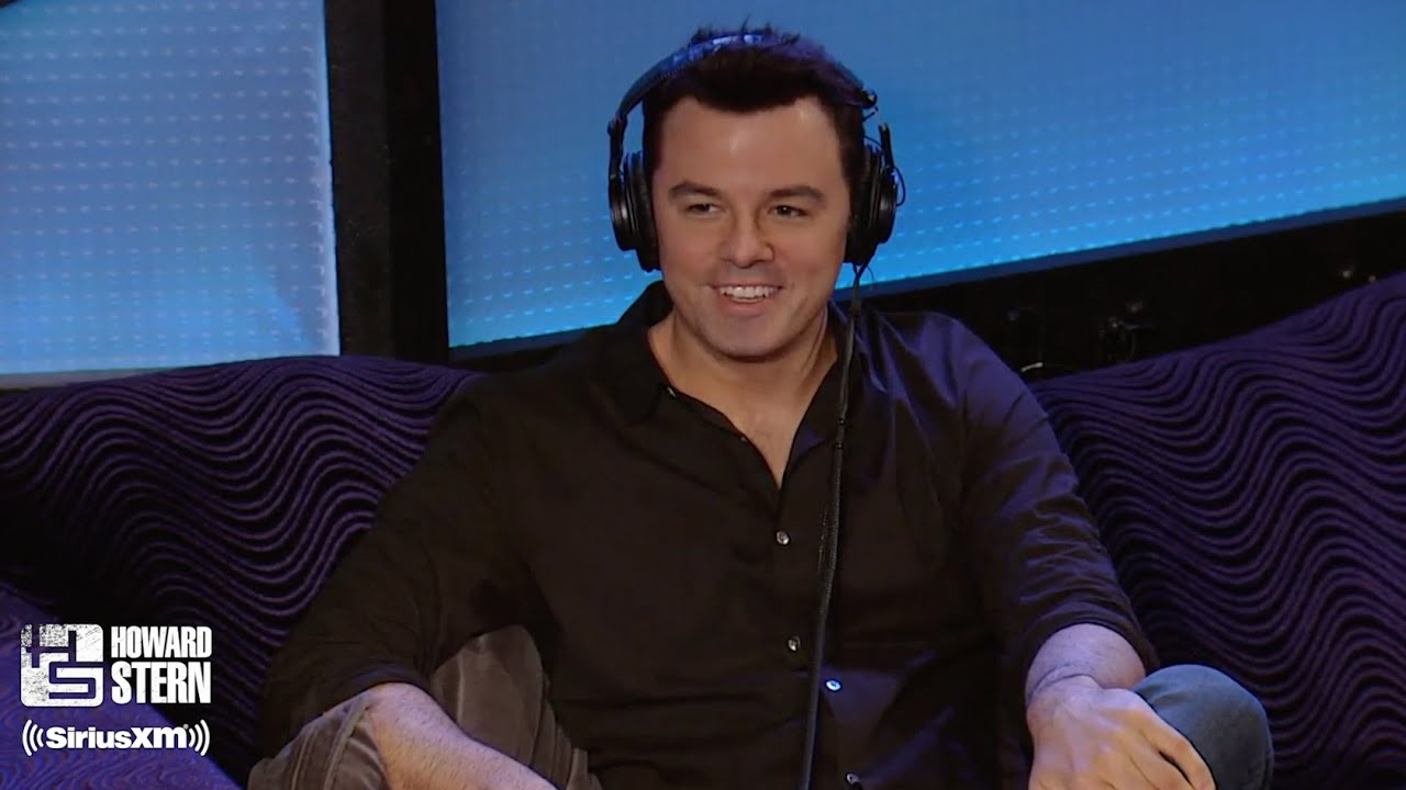 Seth MacFarlane Was 9 When He Got Hired as a Newspaper Cartoonist (2015)