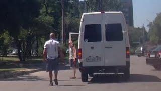 Украинский терминатор или невесомая маршрутка