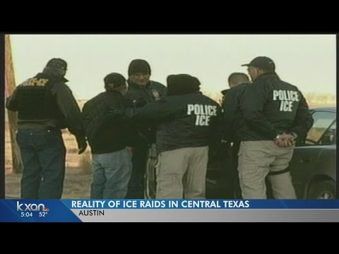 Expert: ICE raids in Central Texas highly unlikely