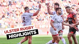 HIGHLIGHTS | Ulster Rugby v Southern Kings